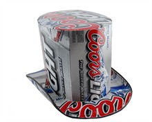 Coors Light Top Hat