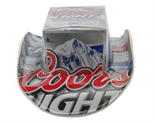 Coors Light Beer Hat