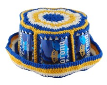 Crocheted Corona Can Bucket Hat
