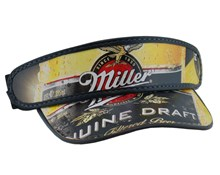Miller Genuine Draft Beer Visor