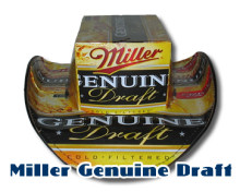 Miller Genuine Draft Beer Hat