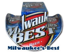 Milwaukee's Best Beer Hat